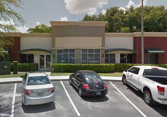 Lake Mary pain management location street view - PRC Alliance Pain Relief Centers