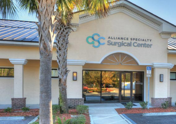 Alliance Specialty Surgical Center exterior photo