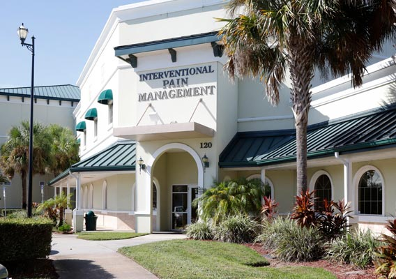 Palm Coast pain management location exterior - PRC Alliance Pain Relief Centers