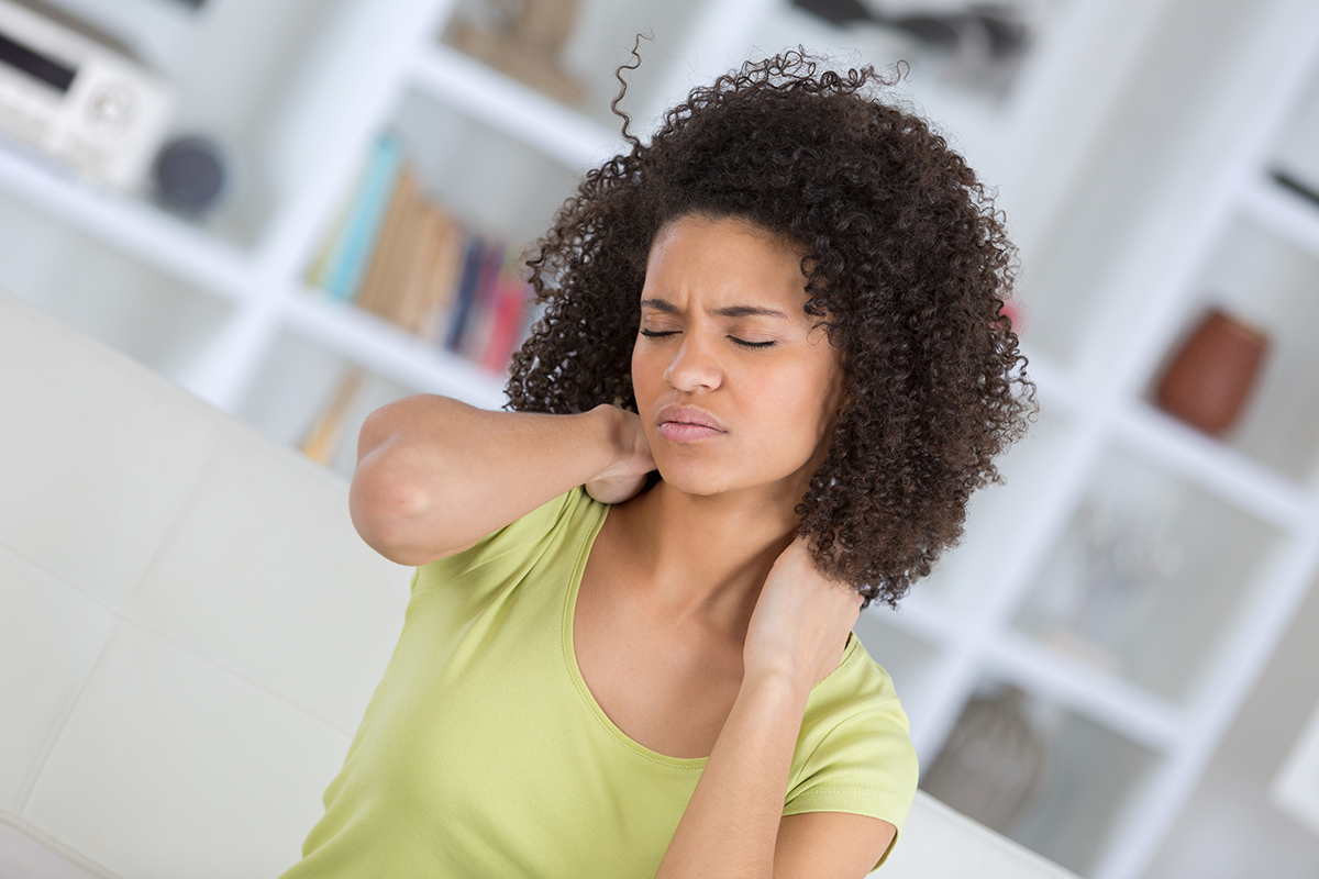 7 Common Causes of Neck Pain