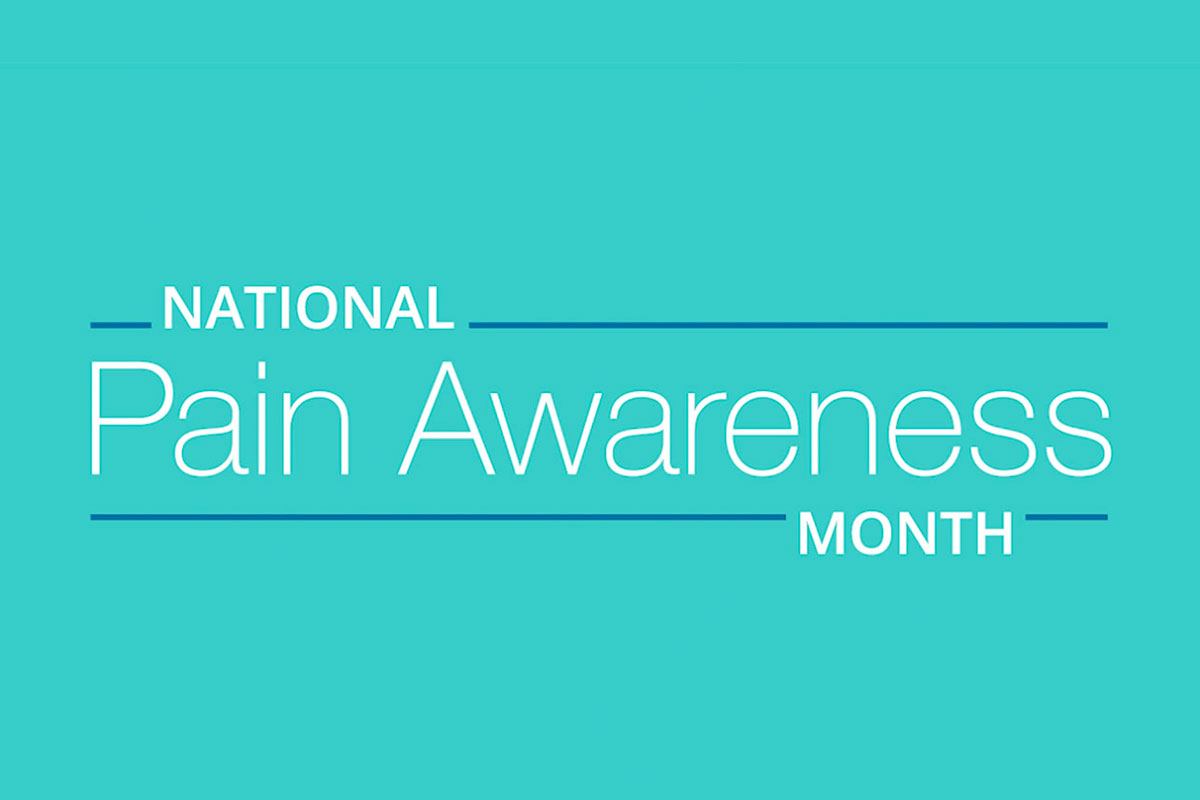 September is National Pain Awareness Month