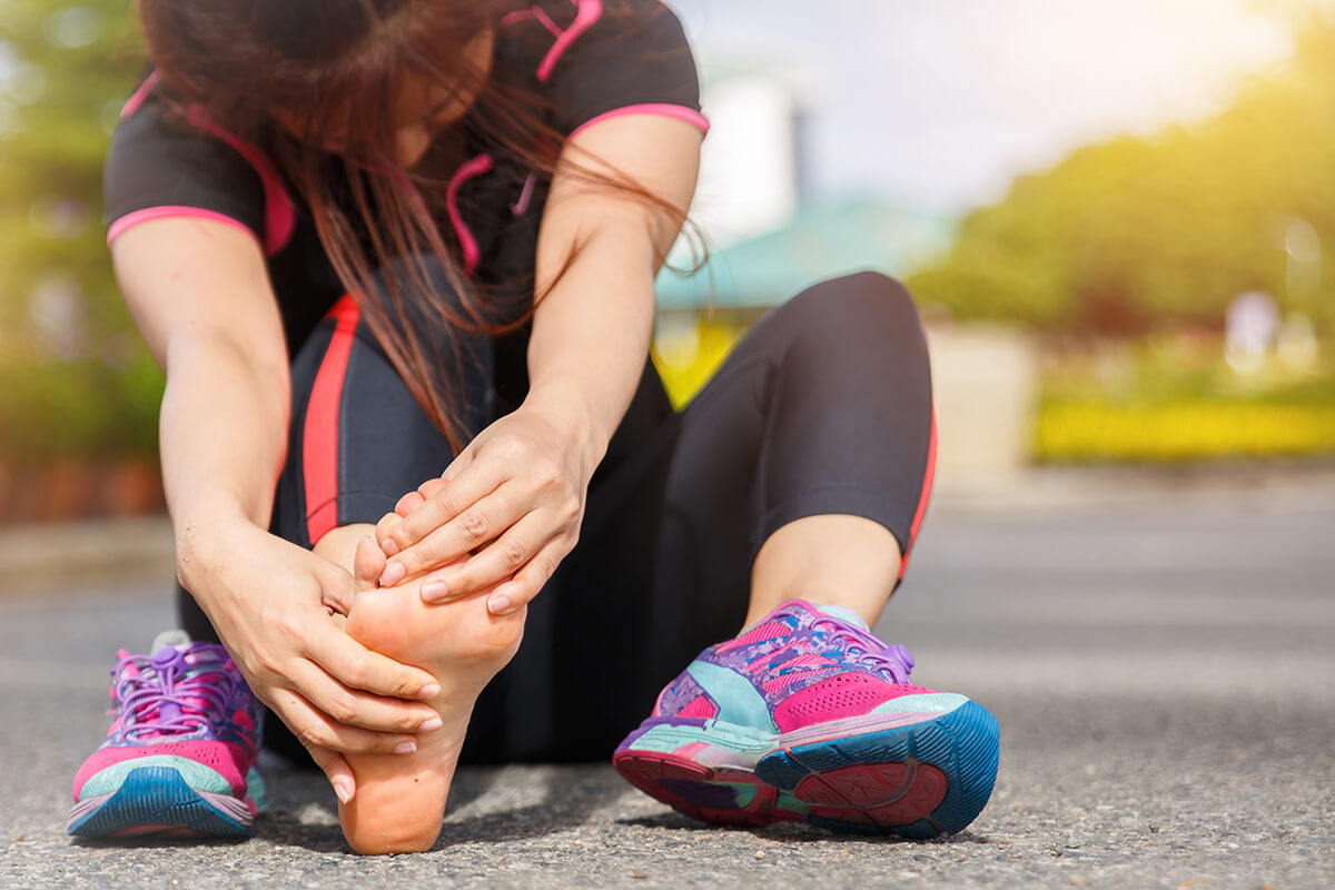 Find Relief from Chronic Foot Pain