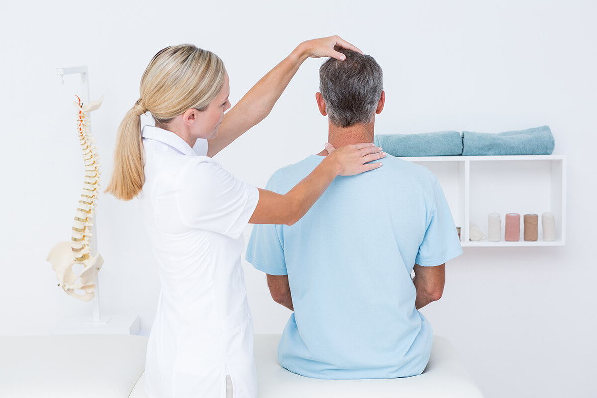 Finding relief from spinal stenosis pain